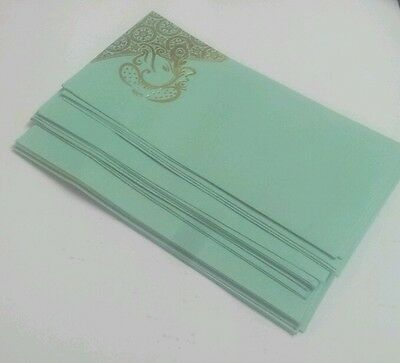25 Paper Cash Gifting Envelopes for Paper Money Checks Wedding Favours Gifts