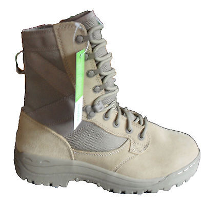 Desert Magnum Army Combat Sand Boots Genuine British Army Military Surplus
