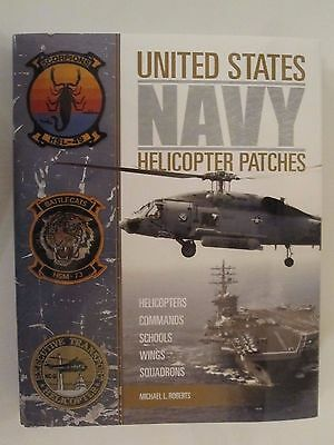 United States Navy Helicopter Patches: Helicopters – Commands – Schools – Wings