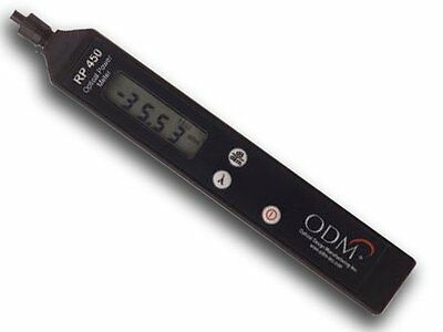 ODM RP-450-04 Optical Power Meter, Filtered InGaAs Detector