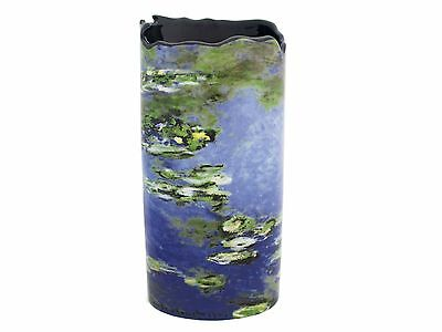 John Beswick - Monet Water Lilies - Silhouette d'art Vase - Brand New and Boxed
