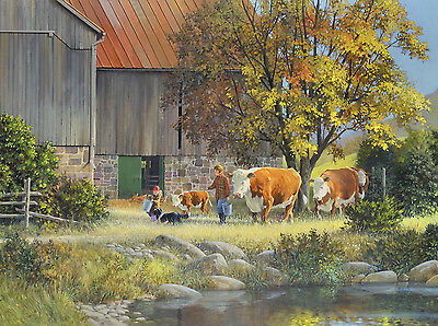 Cow Parade 1000 Piece Jigsaw Puzzle by SunsOut