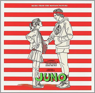 JUNO :ORIGINAL MOTION PICTURE SOUNDTRACK (LP Vinyl) sealed