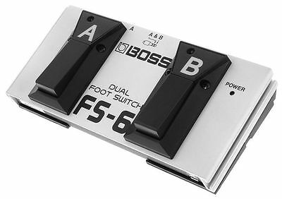 BOSS FS-6 Dual Footswitch NUOVO!!!!!!!!