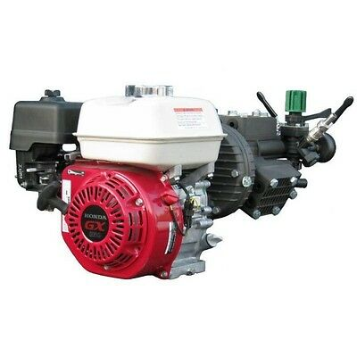 Udor Kappa 43 Diaphragm Pump & Honda GX160QH Gas Engine Assembly