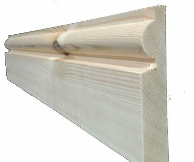 *Solid Pine**Torus**Skirting Board**SALE ON FOR ONE WEEK ONLY AT THIS PRICE**