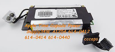 Power Supply for Apple Time Capsule 34W A1254 614-0412 614-0414 614-0440