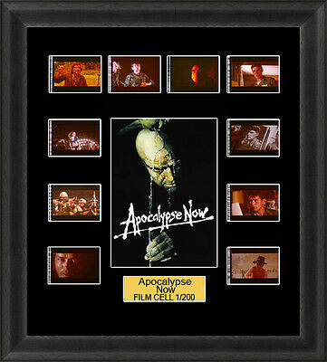 Apocalypse Now Mounted Framed 35Mm Film Cell Memorabilia