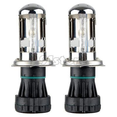 1 Pair H4 35W HI/LO Beam Bi-Xenon HID Conversion Kit Light Bulbs SR1G
