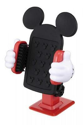 NAPOLEX Disney Car goods smartphone holder 3D Mickey WD-275 Japan
