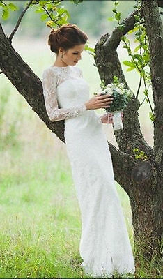 691  Abiti da Sposa vestito nozze sera wedding evening dress