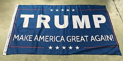 Trump 3x5 Foot Flag 2016 Make America Great Again Donald for President USA
