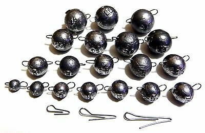 "JIG HEADS Sinkers ""Cheburashka"" For Soft Lures"