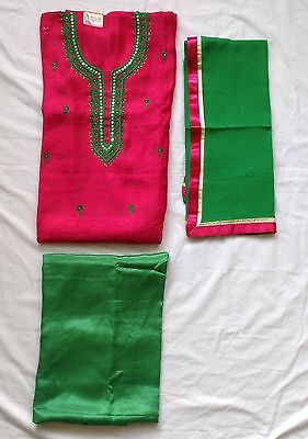 New Traditional Indian Bollywood Party Unstitched salwar kameez With Dupatta