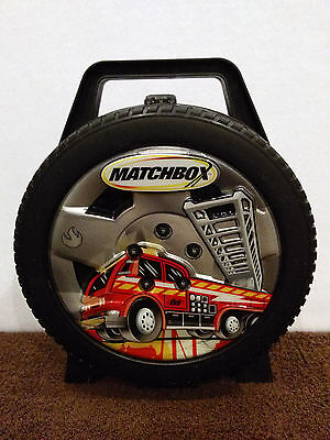 Matchbox  cars carrying case storage
