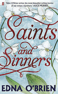 Saints and Sinners,Edna O'Brien,New Book mon0000025863