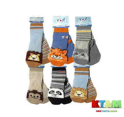 Baby Boy Cuddly Toys 60% Cotton Socks 12-18 Months, 18-24Months 2-3 years