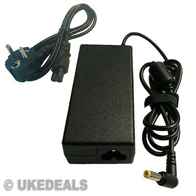LAPTOP CHARGER POWER SUPPLY FOR Packard Bell Easynote TE11BZ TE11HC TE69KB EU