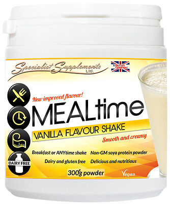 Meal Replacement Shake Weight Loss Diet Protein Powder Drink Gluten Dairy free