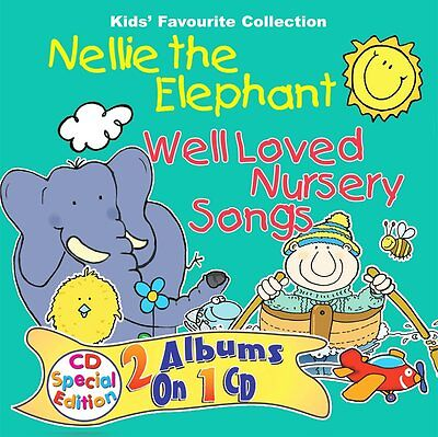 Nellie the Elephant (Well Loved Childrens Nursery Songs & Rhymes) Audio CD