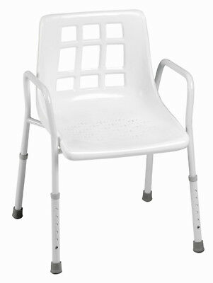 Bemed Shower Chair With Adjustable Arms