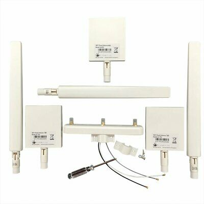 ARGtek DJI Phantom 3 Standard WiFi Signal Range Extender Six (6) Antenna Kit NEW