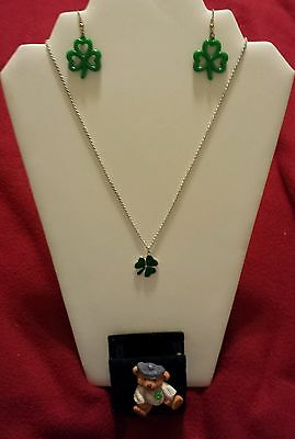 St Patrick's Day Fun! Jewelry Lot #5