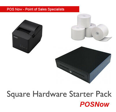 Square IPad Hardware Starter Pack