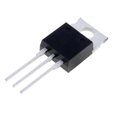 6x STPS2H100 Diode Schottky rectifying 100V 2A DO41 ST MICROELECTRONICS