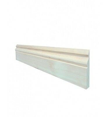 *Solid Pine**Ogee**Skirting Board**SALE NOW ON LIMITED TIME 40% OFF**