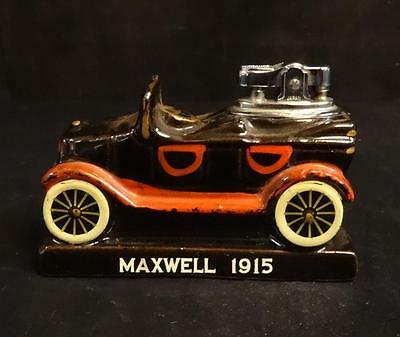Vintage 1915 Maxwell Cigarette Table Lighter NICE!