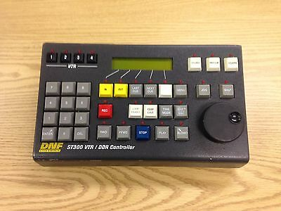 DNF Controls ST300 VTR / DDR Controller