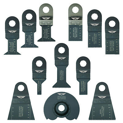12x TopsTools Multitool Blade for Draper MT250A 23038, MT250 31328, WICKES 23551