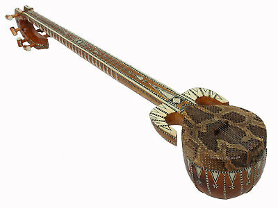 traditionelle uigurische kamancheh Xinjiang Uyghur Musical Instrument Khushtar