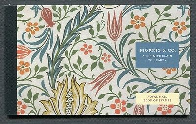 GB 2011 - Prestige Booklet - SG DY1 - SC BK196 - Morris & Co.