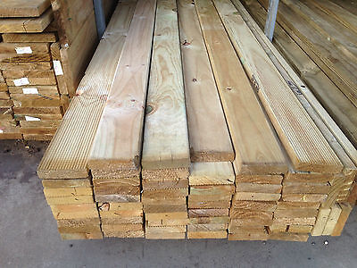 Treated Pine Decking 90x22 5.4m Lengths available Cheaper Merbau Alternative