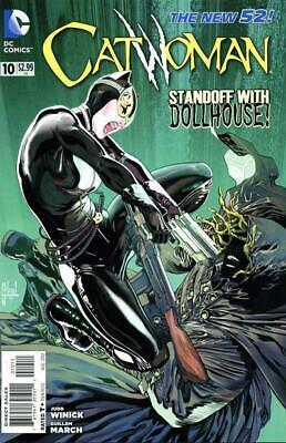 Catwoman #10 (Vol 4) New 52