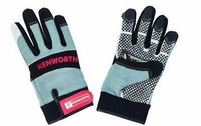 Kenworth Max Grip Mechanic Gloves(Msgmskwm-2Xl)
