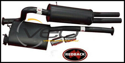 """Ford Falcon Ba-Bf Xr6 Non Turbo Ute Redback 2 1/2"""" Cat Back Exhaust"""