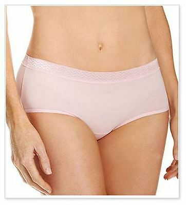 511c83b818db Jockey Perfect Fit Promise Hipster Panty 1401, Pink Shadow, 9 / 2XL, FREE
