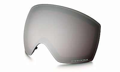 Oakley Lente Ricambio Maschera Prizm Flight Deck Snow Replacement Black Iridium