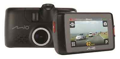 New Mio MiVue 658 Touch HD Touch Screen GPS Dash Cam Accident Recorder
