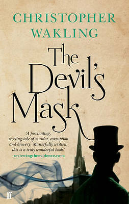 The Devil's Mask,Wakling, Christopher,New Book mon0000025969