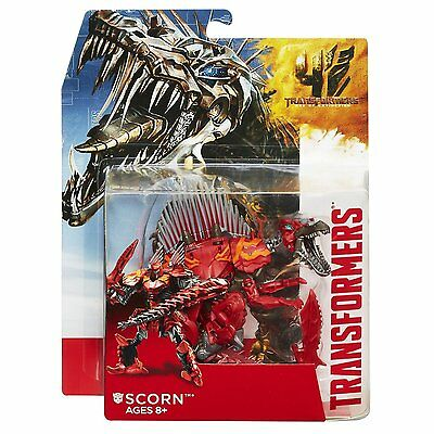TRANSFORMERS 4 Age of Extinction Deluxe Scorn ACTIONFIGUR