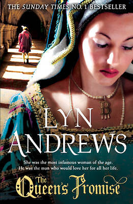 The Queen's Promise,Andrews, Lyn,New Book mon0000030430