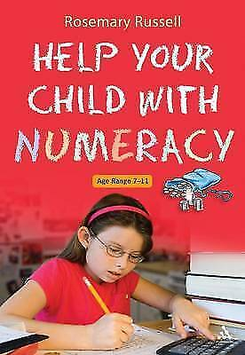 Help Your Child With Numeracy Ages 7-11,Rosemary Russell,New Book mon0000049562
