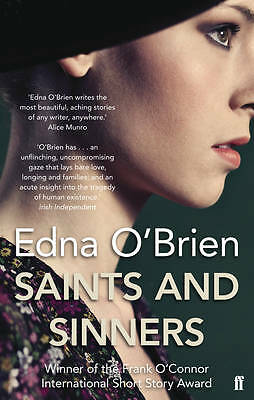 Saints and Sinners,O'Brien, Edna,New Book mon0000052913