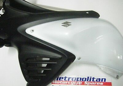 Suzuki Dl650 V-Strom 2012-13 L/h Tank Cover And Front Fairing