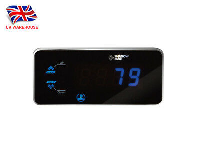 Shadow OBD 2 II Digital Water Temp Speed RPM Throttle Volt Meter Gauge 5 in 1