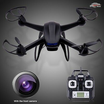 Explorers 007 SPY RC Quadcopter Drone with 2MP HD Video Camera 6 Axis Gyro RTF